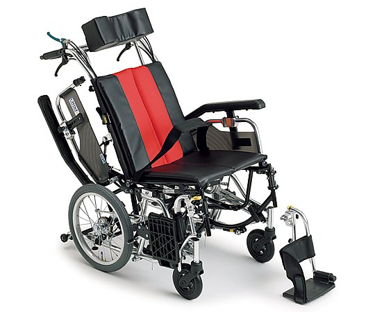 【無料健康相談付】【ナビス】ティルト&リクライニング車椅子TRC-2 【fsp2124-6m】【02P06Aug16】