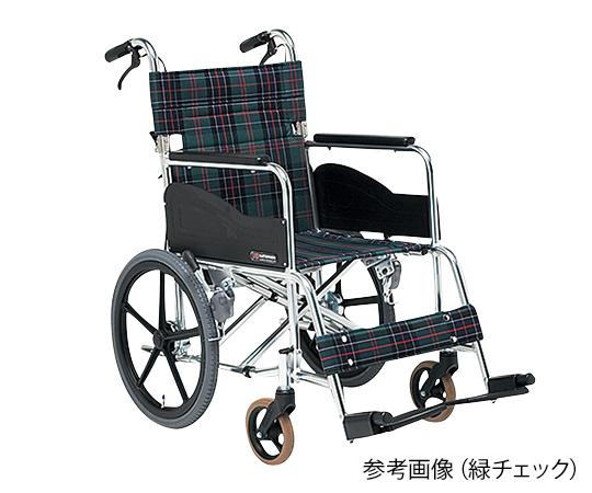 【無料健康相談付】【ナビス】介助式車いす AR-301-40S1