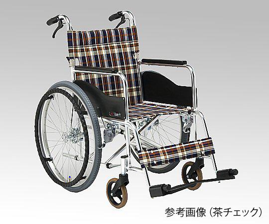 【無料健康相談 対象製品】【ナビス】自走式車いす AR-201B-40S1 【fsp2124-6m】【02P06Aug16】