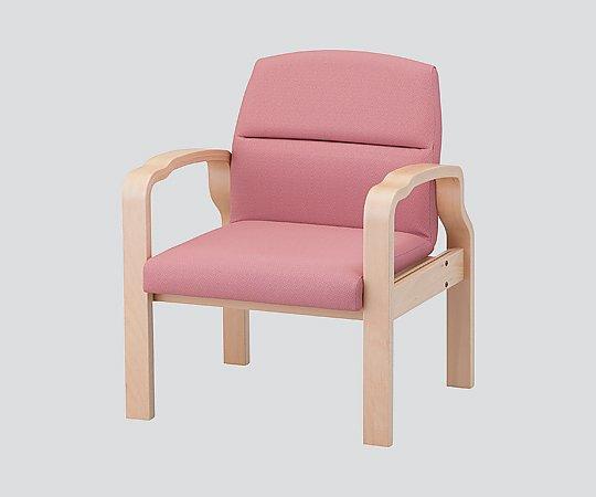 【送料無料】【ナビス】 待合椅子 HRM-150-V ピンク 【大型品】