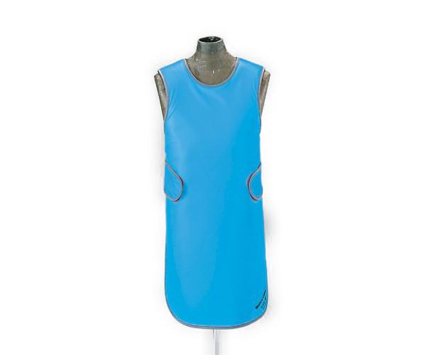【無料健康相談付】【ナビス】X線防護衣 SMA-25M ブルー