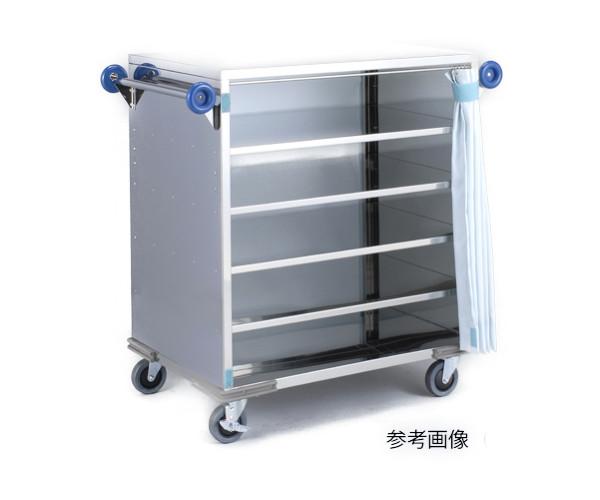 配膳車 (抗菌カーテンタイプ) 10人用