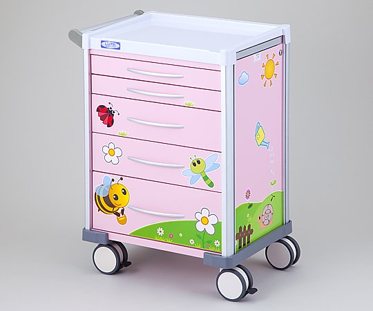 【無料健康相談 対象製品】【ナビス】小児科用カート LX3405PRO 【fsp2124-6m】【02P06Aug16】