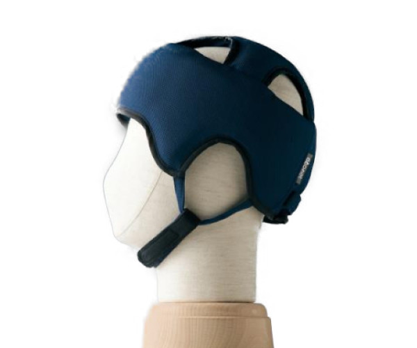 保護帽(アボネットガードA) L ネイビー