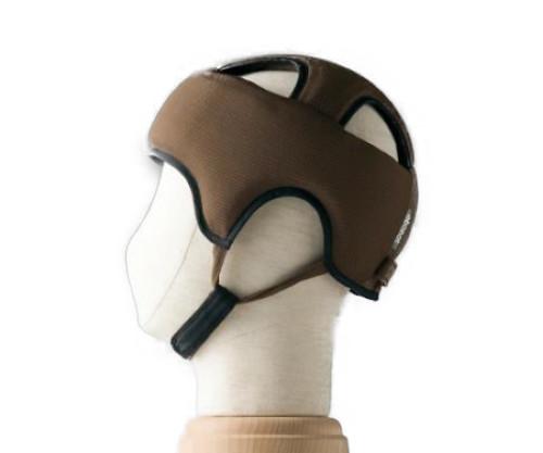 保護帽(アボネットガードA) L ブラウン