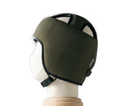 保護帽(アボネットガードB) L ブラウン