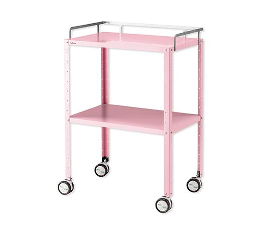 カラフルステンワゴン ラージ ピンク