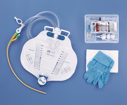 閉鎖式導尿バッグ(クローズドトレイ) 5.3(16Fr) 10セット