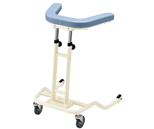 らくらくあるくん(R)~低床型~(ネスティング歩行器) ブルー