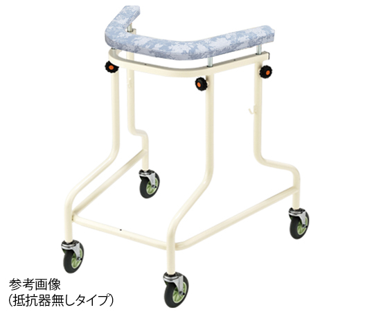 らくらくあるくん(R)~ネイチャー~(ネスティング歩行器) フラワー