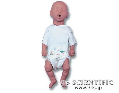 【送料無料】【無料健康相談 対象製品】世界基準 3Bサイエンフィティック社新生児心肺蘇生法マネキン 【fsp2124-6m】【02P06Aug16】