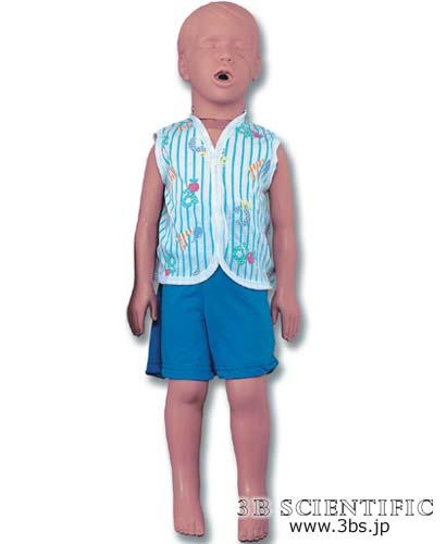 【送料無料】【無料健康相談 対象製品】世界基準 3Bサイエンフィティック社小児心肺蘇生法マネキン