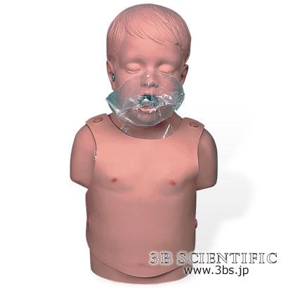 【送料無料】【無料健康相談 対象製品】世界基準 3Bサイエンフィティック社小児心肺蘇生法トルソーモデル