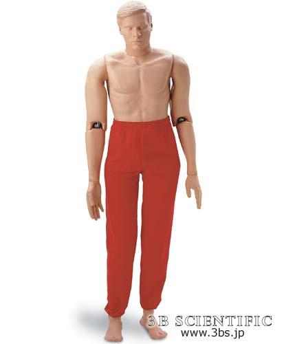 【送料無料】【無料健康相談 対象製品】世界基準 3Bサイエンフィティック社レスキューマネキン 177cm/66kg