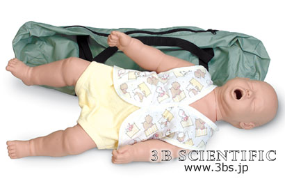 【送料無料】【無料健康相談 対象製品】世界基準 3Bサイエンフィティック社乳児異物除去モデル