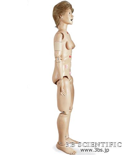 【送料無料】【無料健康相談 対象製品】世界基準 3Bサイエンフィティック社人工肛門付き看護シミュレーター