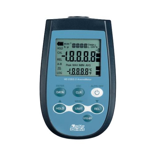 風速・温度計HD2303.0 【アズワン】