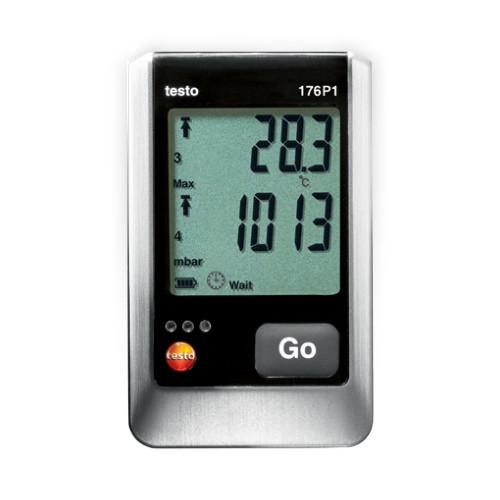 温湿度・気圧データロガ0572.1767 【アズワン】