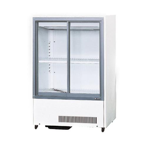 冷蔵ショーケースMU-120XE 【アズワン】
