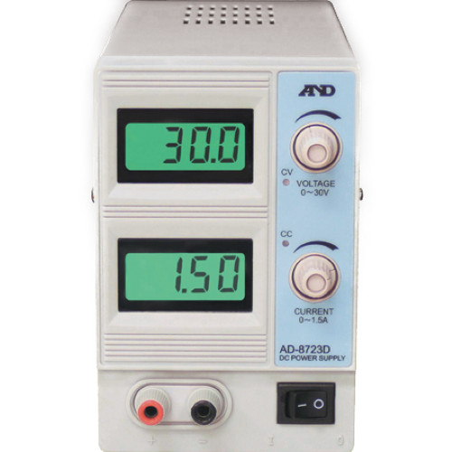 直流安定化電源AD-8722D