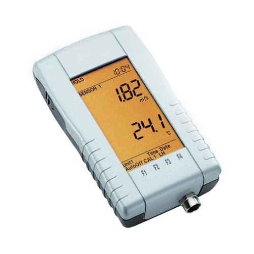 温度・湿度・風速計 A1-SDI 【アズワン】