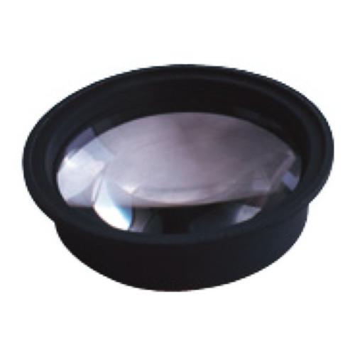 照明拡大鏡交換用レンズ 4× 【アズワン】