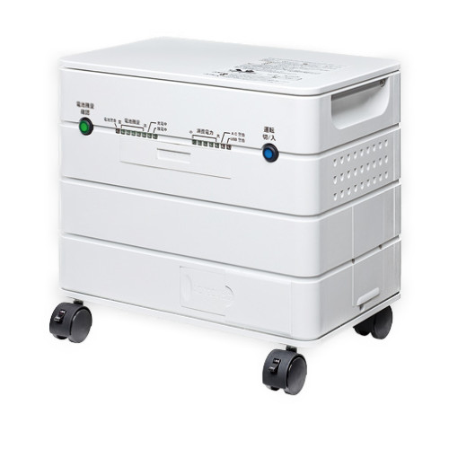 リチウムイオン蓄電システムBTP-300 【アズワン】