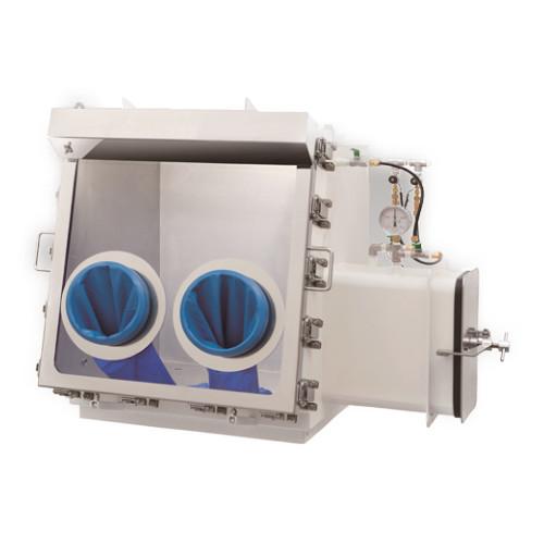 ガス置換型グローブボックス UL-1 送料別途見積 【アズワン】