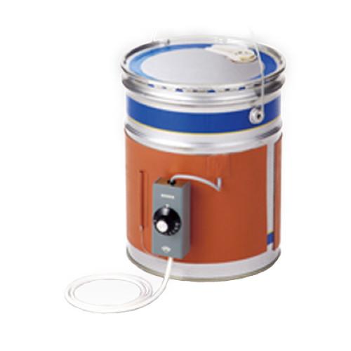 マグネット式ドラム缶用ヒーター 20L 【アズワン】