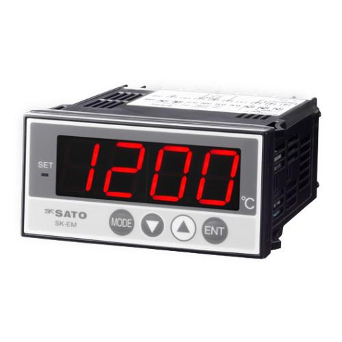 温度表示器SK-EM-01 【アズワン】