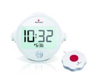 【送料無料】ベルマンアラームクロック クラシック デジタル式目覚まし時計 【自立コム】