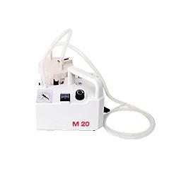 【送料無料】吸引器 アスピレーターM20 メーカー保証付 【メファー社・medel社】 【管理】