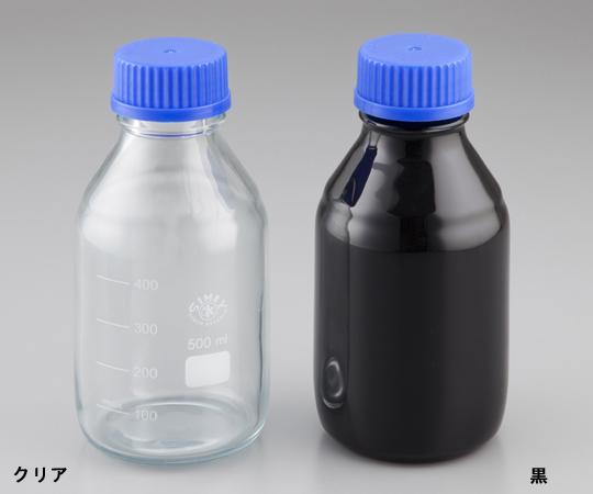 セーフティねじ口瓶Q700R-004A 【アズワン】
