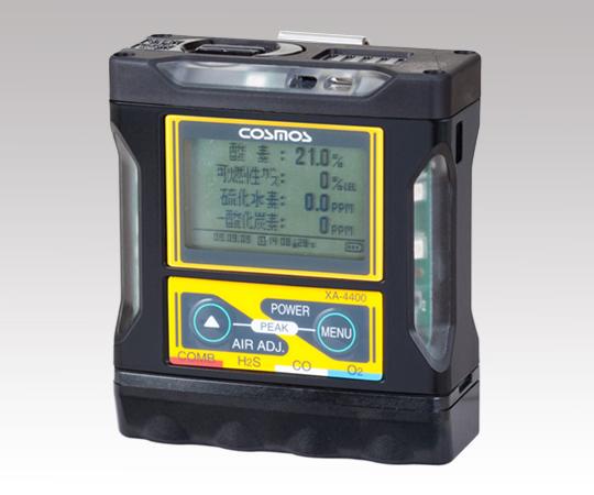 マルチ型ガス検知器 XA-4400 【アズワン】【02P06Aug16】