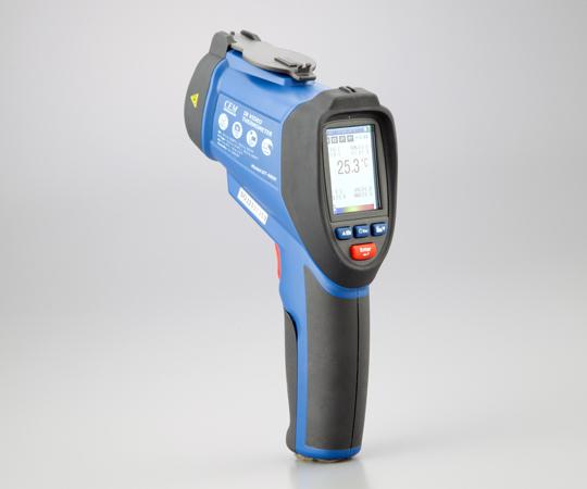 ビデオ記録式放射温度計IT9860 【アズワン】