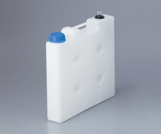 液面計付き廃液回収容器 118980 【アズワン】