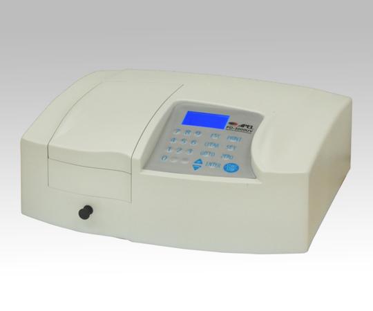 紫外可視分光光度計 PD-3000UV 【アズワン】【02P06Aug16】