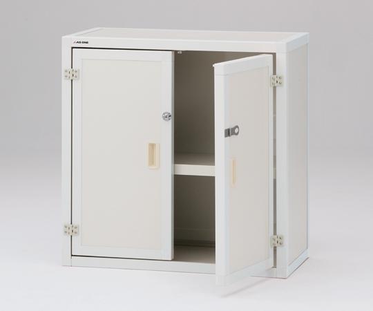 ユニット型塩ビ薬品庫(上段)UK900H 【アズワン】