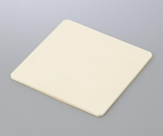 ジルコニア板多孔質100×100×3mm 【アズワン】