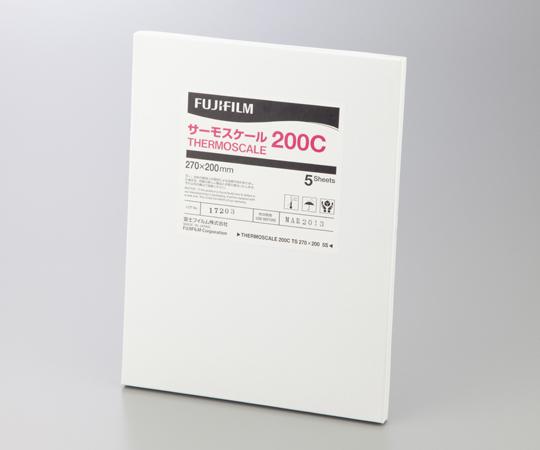 熱分布測定フィルム200C 【アズワン】