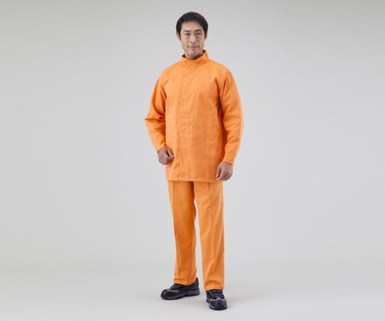 耐熱・耐切創作業服 YS-PW1L 【アズワン】【02P06Aug16】