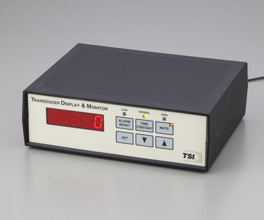 風速変換器表示モニター8495 【アズワン】【02P06Aug16】