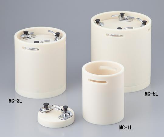 MCナイロンポットMC-5L 【アズワン】【02P06Aug16】