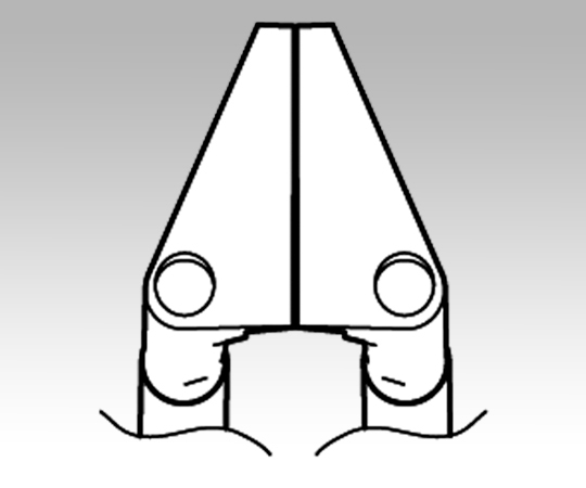 サーマルワイヤストリッパーG2-1601 【アズワン】