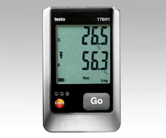温湿度データロガ0572.1765 【アズワン】