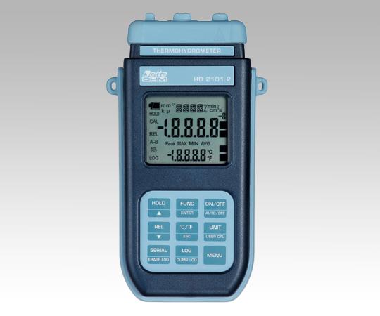 温湿度計データロガーHD2101.2K 【アズワン】【02P06Aug16】