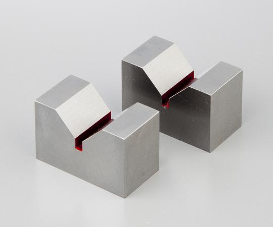硬鋼製Vブロック 128-150 【アズワン】【02P06Aug16】