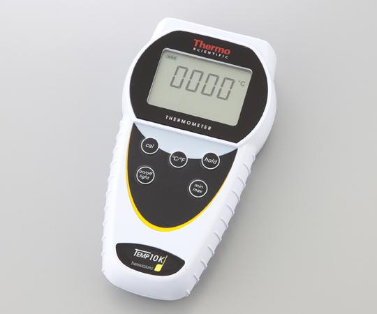 シングル入力温度計TSTEMP10K 【アズワン】