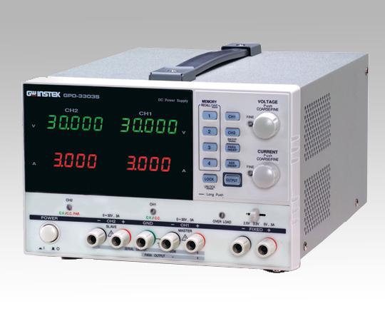 直流安定化電源GPD-3303S 【アズワン】