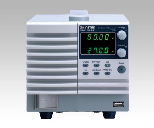直流安定化電源PSW80-27 【アズワン】【02P06Aug16】